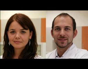 conicyt celulas Los investigadores de la Universidad de Los Andes y de C4C Francisca Alcayaga y Maroun Khoury.